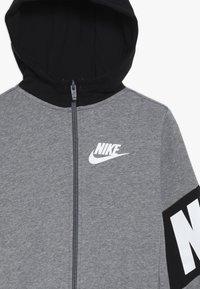 Nike Sportswear - CORE AMPLIFY HOODIE - Sweatjakke /Træningstrøjer - carbon heather/black - 3