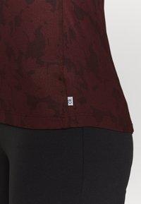 Calvin Klein Golf - ALTMAN - Polo shirt - blackberry - 5