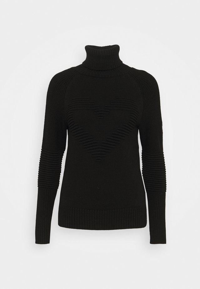 GISELA  - Jumper - black