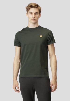 T-shirt basic - bottle green