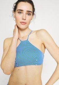 O'Neill - CALI RITA FIXED SET - Bikini - blue/white - 3