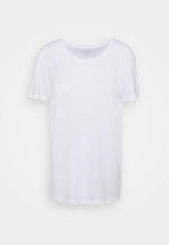 CREW  - T-shirts basic - white