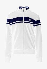 sergio tacchini - DAMARINDO - Training jacket - white/navy - 4