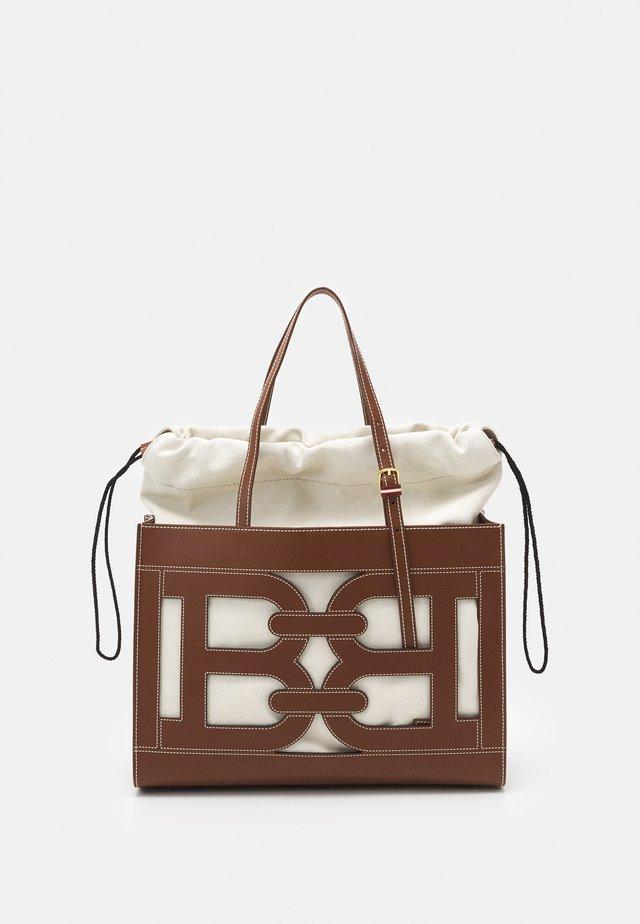 CABANA CALIE SET - Handtasche - cuero