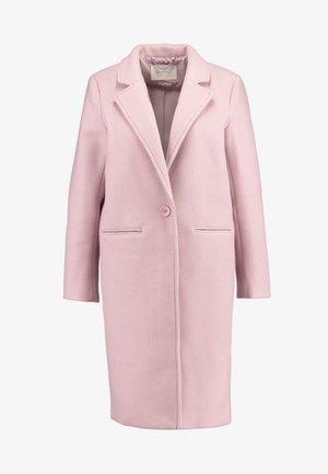 COAT - Classic coat - dusty pearl