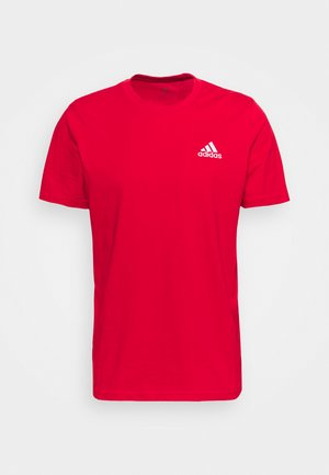 ESSENTIALS - T-shirt basique - scarlet