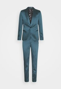 Twisted Tailor - DRACO SUIT - Kostym - bottle green - 9