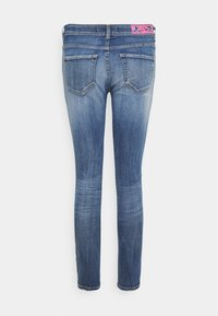 Replay - FAABY PANTS - Slim fit jeans - medium blue - 1