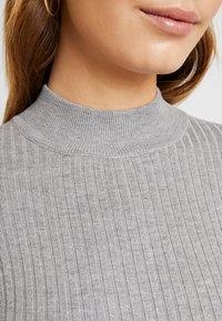 Even&Odd - Stickad tröja - grey - 4