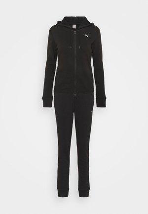 CLASSIC SUIT SET - Trainingsanzug - black
