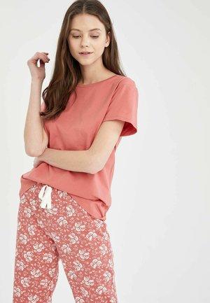 Pyjama set - bordeaux