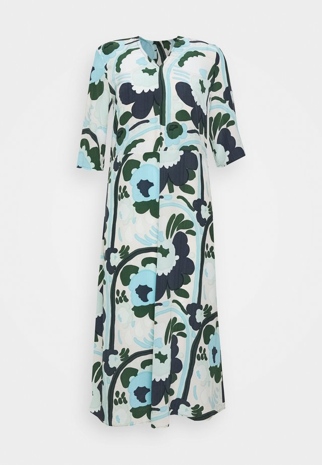 SOLMU KARUSELLI DRESS - Robe d'été - blue