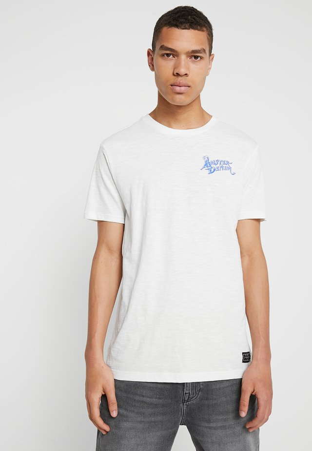 HELLO SAILOR - T-shirts med print - off white