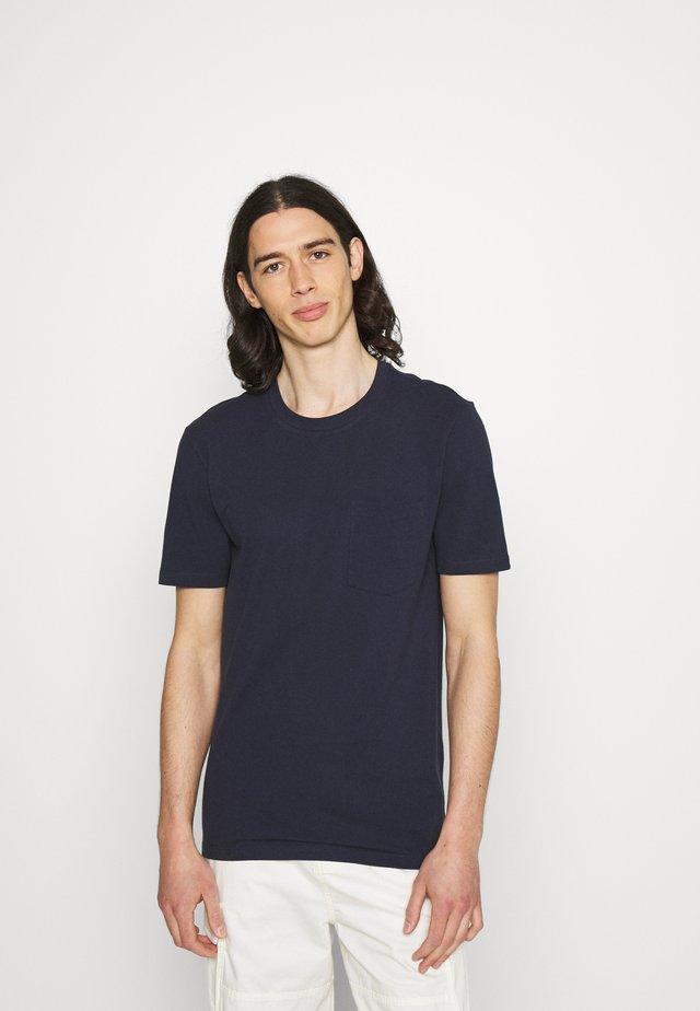 JANN - T-shirt basic - navy blazer