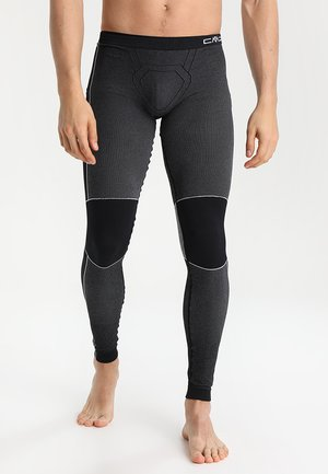 SEAMLESS - Base layer - nero