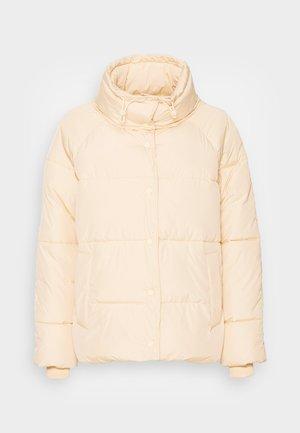 MARIMBA - Winter jacket - banana crepe