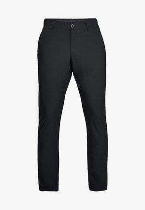 TOUR TIPS  - Trousers - black