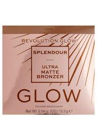 Make up Revolution - SPLENDOUR BRONZER - Bronzer - light - 2