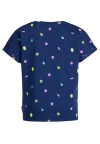 WE Fashion - T-shirts print - dark blue - 4