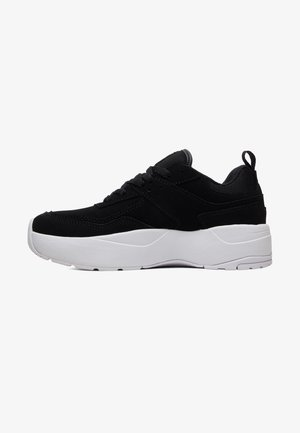 E.TRIBEKA  - Trainers - black