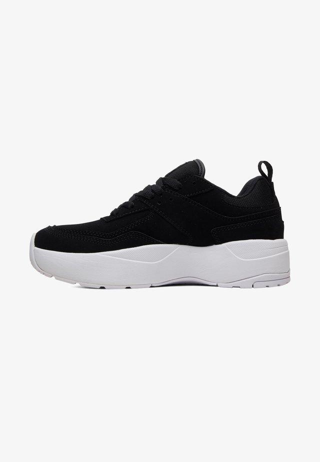 E.TRIBEKA  - Sneakers laag - black