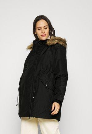 BABY CARRIER 3 IN 1 - Winter coat - black