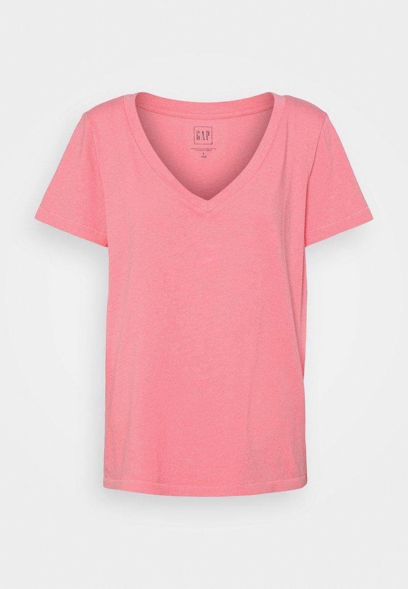 GAP - Basic T-shirt - lipstick pink