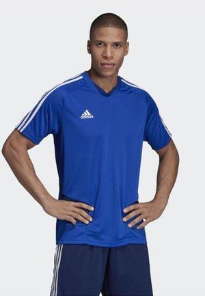 TIRO - T-Shirt print - blue