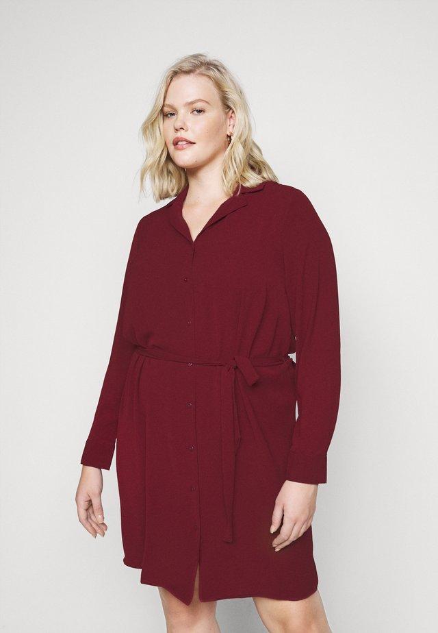 VMSAGA DRESS  - Blousejurk - cabernet