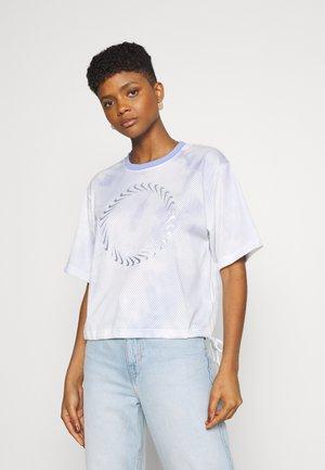 T-shirts print - light thistle