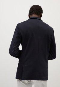 Mango - Blazer jacket - dunkles marineblau - 2