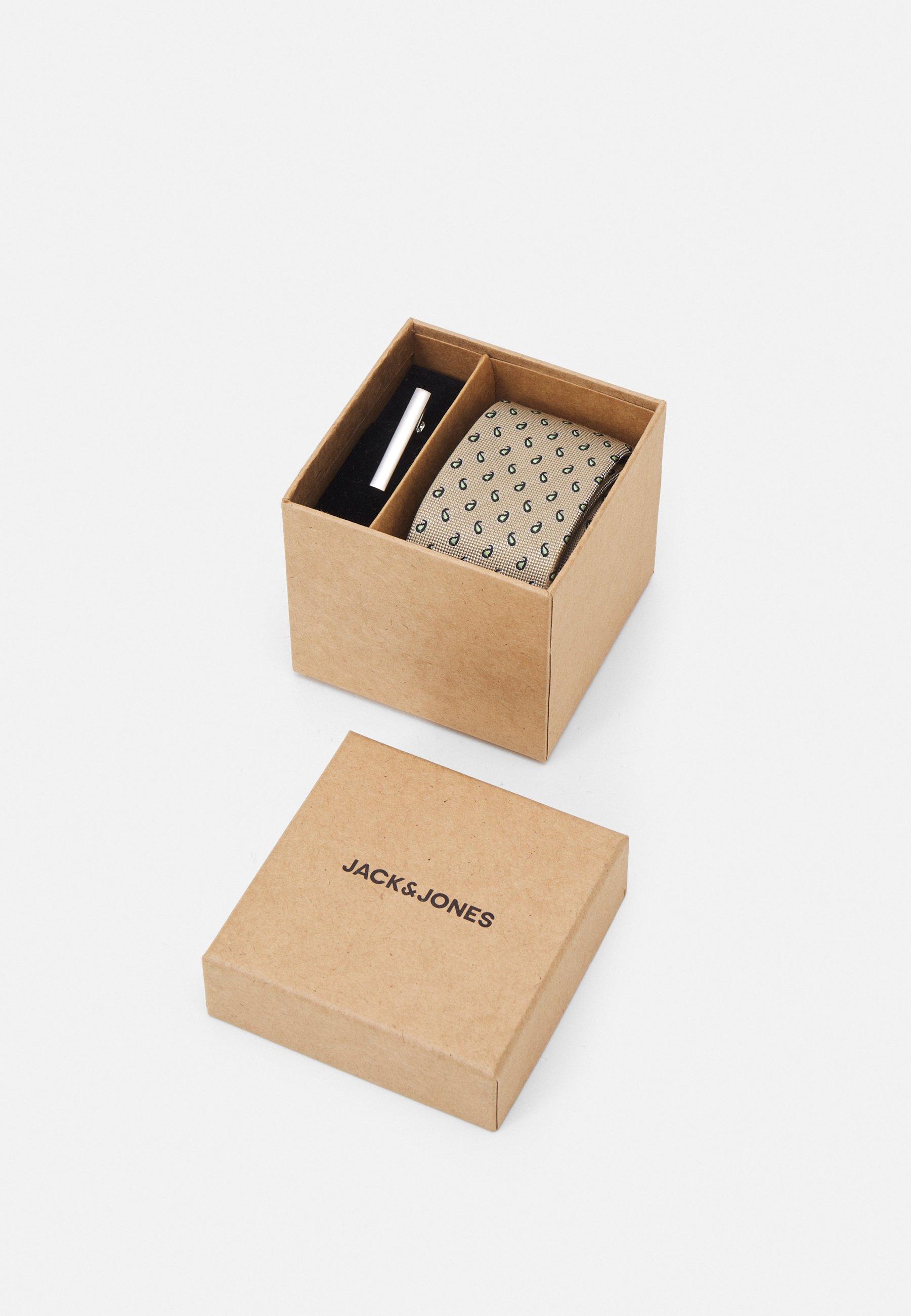 Herren JACSUNE TIE BOX SET - Krawatte