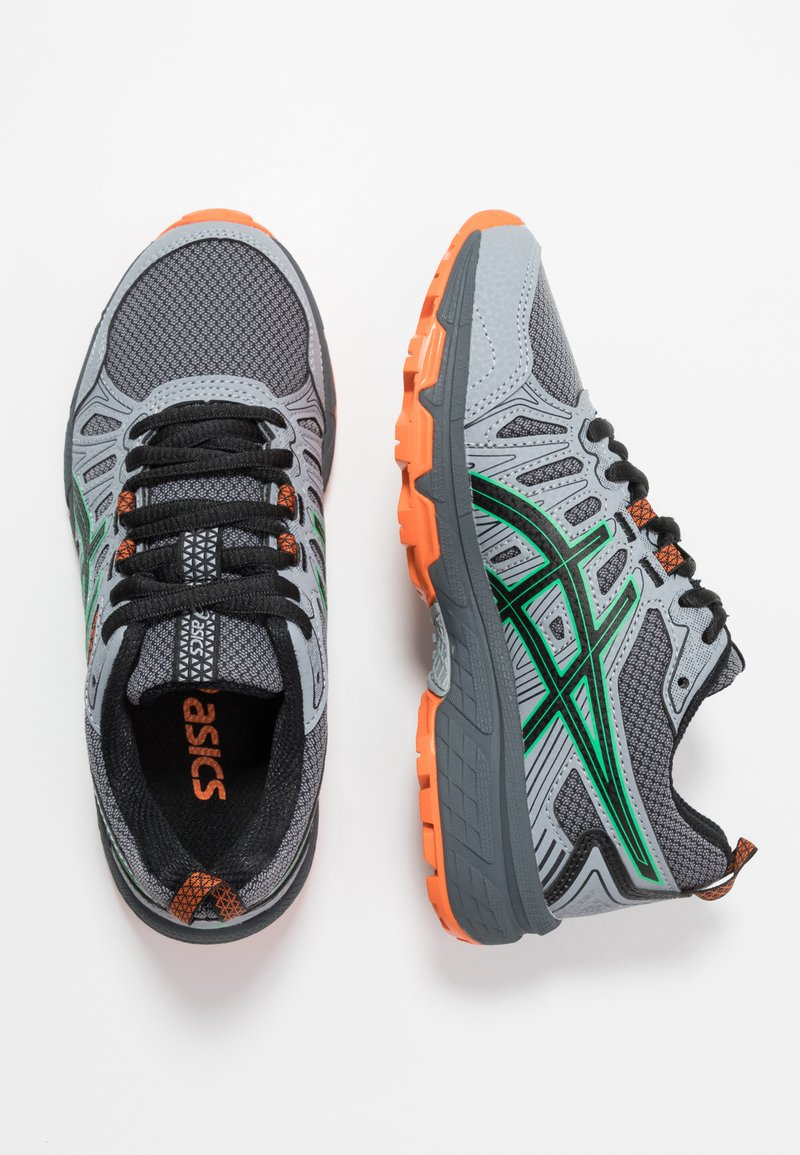 ASICS - GEL-VENTURE 7 - Trail running shoes - carrier grey/cilantro