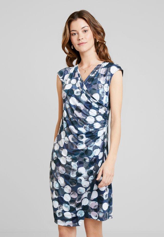 Vestido ligero - dark blue/grey