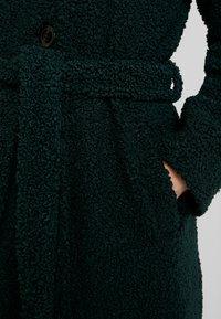 Anna Field - Classic coat - scarab - 5