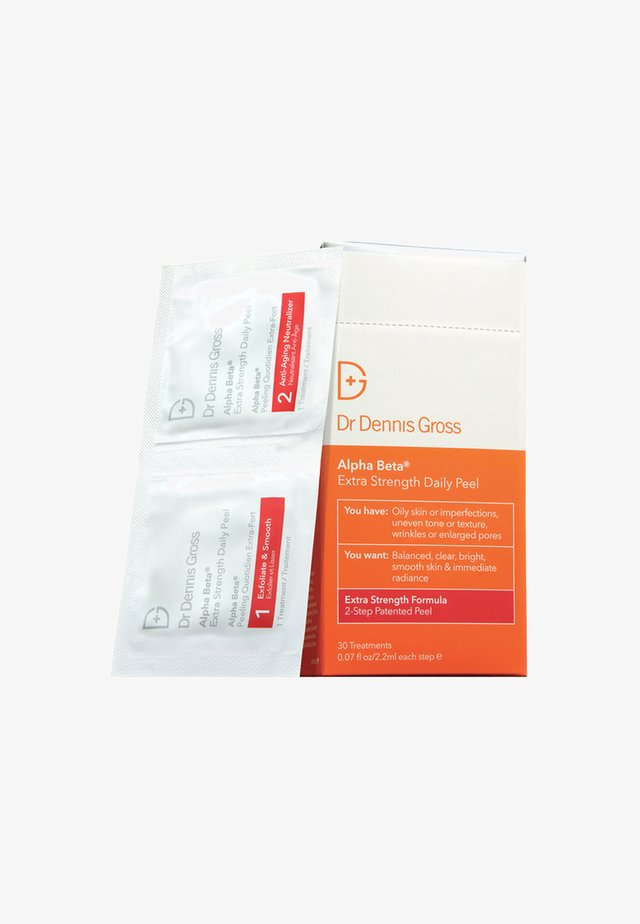 ALPHA BETA® PEEL EXTRA STRENGTH, 30 PACK - Ansigtsscrub - neutral