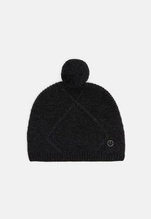 BEAUFORT HAT - Čepice - deep charcoal