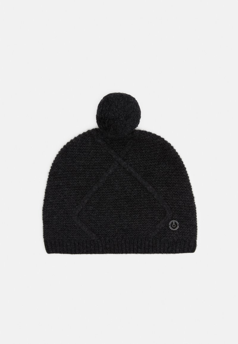 Belstaff - BEAUFORT HAT - Beanie - deep charcoal