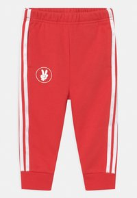adidas Performance - DISNEY MICKEY MOUSE JOGGER SET - Tracksuit - black/red - 2