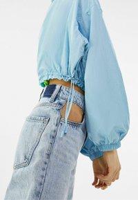 Bershka - Summer jacket - light blue - 3