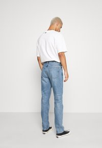 ARKET - Slim fit jeans - blue medium dusty - 2