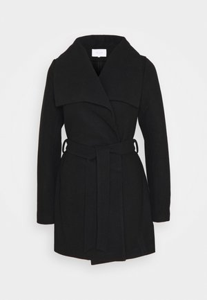 VIPUKTI COAT - Cappotto corto - black