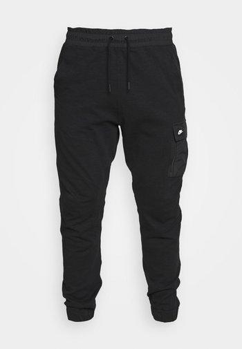ME PANT - Pantaloni cargo - black