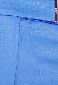 HUGO - HISURI - Kalhoty - turquoise/aqua - 2
