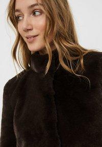 Vero Moda - Winter jacket - chocolate plum - 3