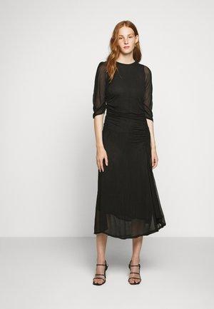 JESSAMINE - Korte jurk - black