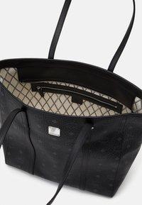 MCM - TONI VISETOS - Tote bag - black - 3