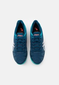 ASICS - SOLUTION SPEED FF - Multicourt tennis shoes - mako blue/white - 3