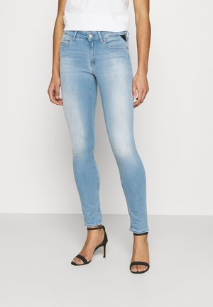 NEW LUZ PANTS - Jeans Skinny Fit - light blue