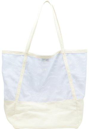 SHOPPER - Tote bag - weiss